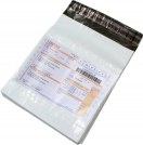 КУРЬЕРСКИЙ ПАКЕТ 240х320+50 мм с карманом для сопроводительных документов