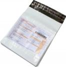 КУРЬЕРСКИЙ ПАКЕТ 340х460+40 мм с карманом для сопроводительных документов