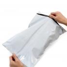 Курьерский пакет 300*400+40 мм, без лого с карманом